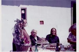1970er Johann Fischer, Theresia Fischer, 21UI