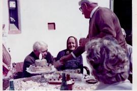 1970er  Johann Fischer, Theresia Fischer, ?, 22UI