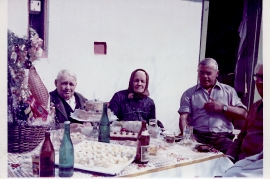 1970er  Johann Fischer, Theresia Fischer, Paul Fischer, 23UI