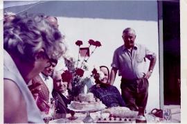 1970er  Johann Fischer, Theresia Fischer , Paul Fischer, 24UI