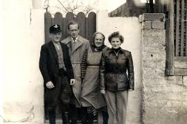 1960er J. Schmidt, J. Schmidt jun., K. Schmidt, A. Schranz 30Z