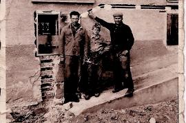 1960er R. Michitsch, G. Resch, G. Chadim, 3RG