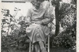 1960 Theresia Schusterreiter geb. Rauscher 67SG