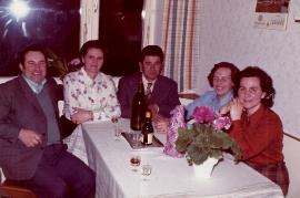 1974 M. Meixner (Hiasl), E. Meixner,  A. Meixner, E. Meixner, P. Wendelin 123ME
