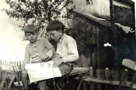 1977 2 Freunde unbekannt 18SH
