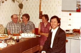 1979 Dürr Mathias Helli, Mitzi, Pfarrer Scherr