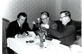 1974 OAR P. Ebner, L. Nitschinger, J. Zechmeister, 21ZJ