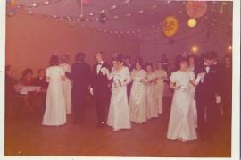 1972 Polonaise im Gasthaus Thell 25PA