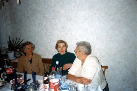 1973er Dürr Karoline, Fini, Helli Simonich