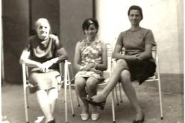 1971er Toth Maria, Meixner Elfi, Meixner Lisl