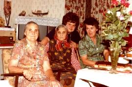 1973er Toth Maria, Zechmeister Karoline......
