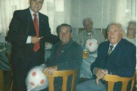 21MM  H. Niessl, W. Dürr, J. Weiß, G. Ecker