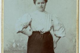 1906 Kathi Hafner 58HW