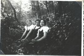 1935 Volkstanzgruppe Zurndorf 143BA