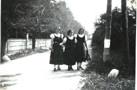 1935 Volkstanzgruppe Zurndorf 150BA