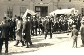 1933er Sängerchor, Volkstänzer 67BA