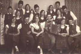 1933 Volkstanzgruppe Zirndorf 68BA